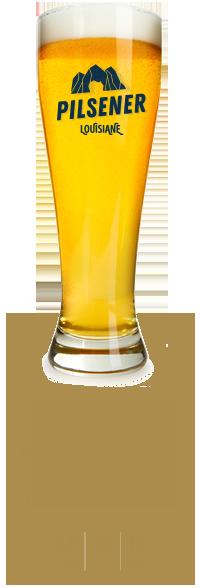 Louisiane Brewhouse Craft Beer Restaurant Pilsener Description