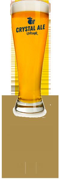 Louisiane Brewhouse Craft Beer Restaurant Crystal Ale Description