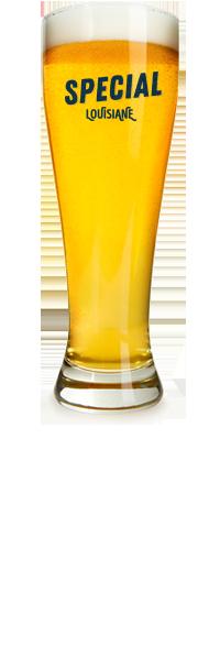 Louisiane Brewhouse Craft Beer Restaurant Louisiane Special Beer