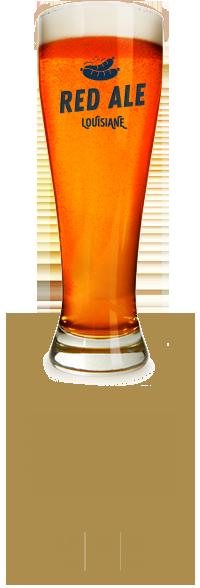 Louisiane Brewhouse Craft Beer Restaurant Red Ale Description