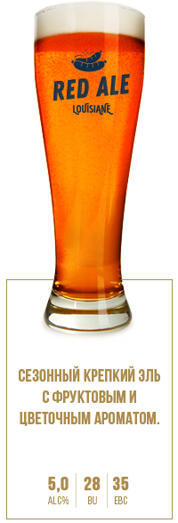 Louisiane-Brewhouse-Craft-Beer-Restaurant-Selection-RU-Red-Ale