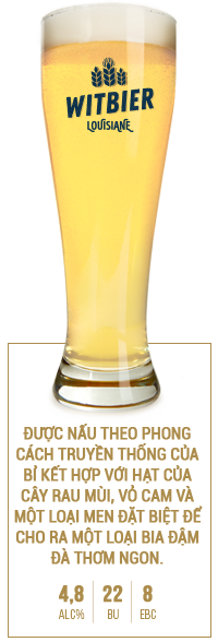 Louisiane-Brewhouse-Craft-Beer-Restaurant-Selection-Witbier-VN