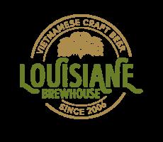 Louisiane Brewhouse Craft Beer Restaurant Logo