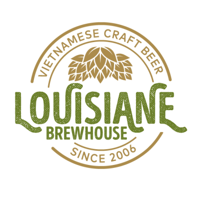 Louisiane Brewhouse Craft Beer Restaurant Logo
